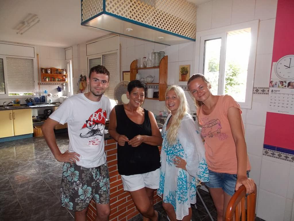 Дом Airbnb в Испании