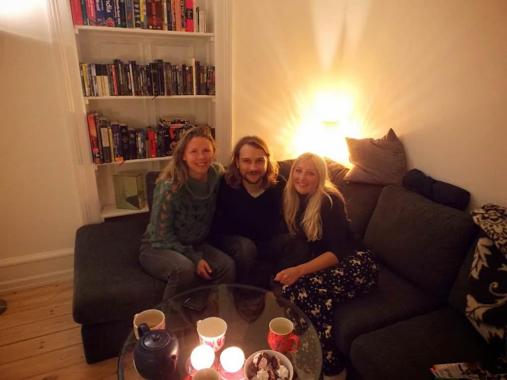 квартира Airbnb в Копенгагене