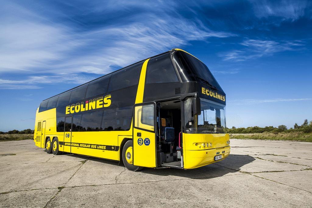 автобусы в Польшу
