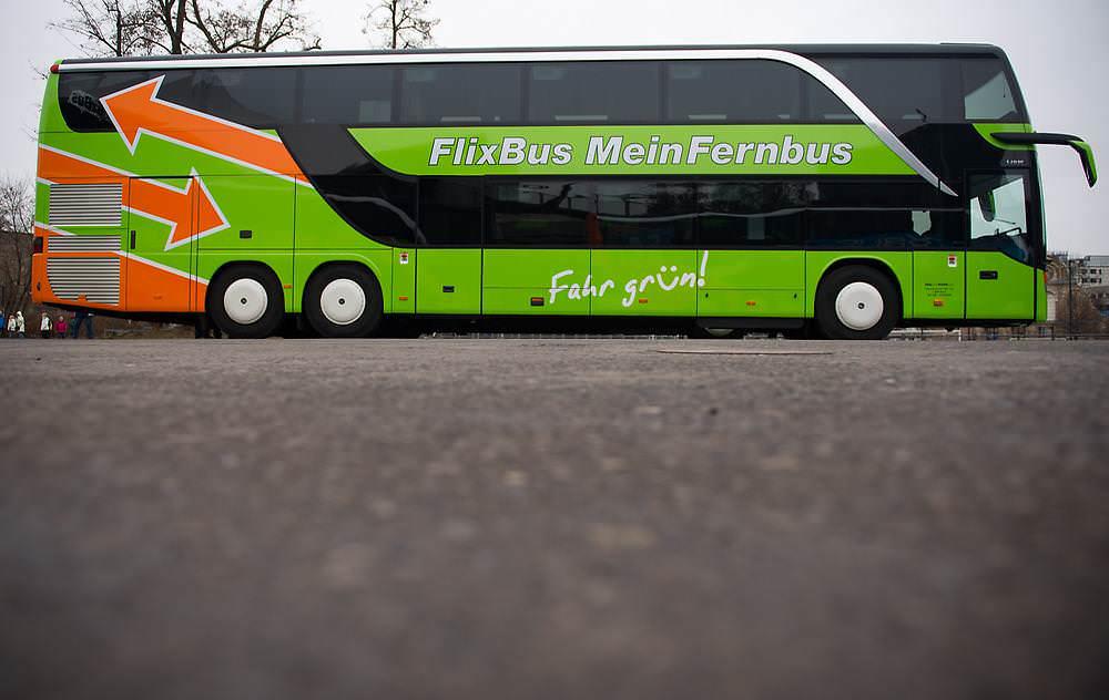 FlixBus будет ездить из Испании. Цены от 5 евро! — Sam ...