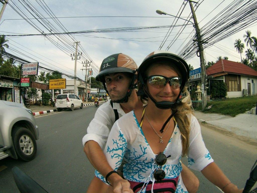 motorbike Thailand
