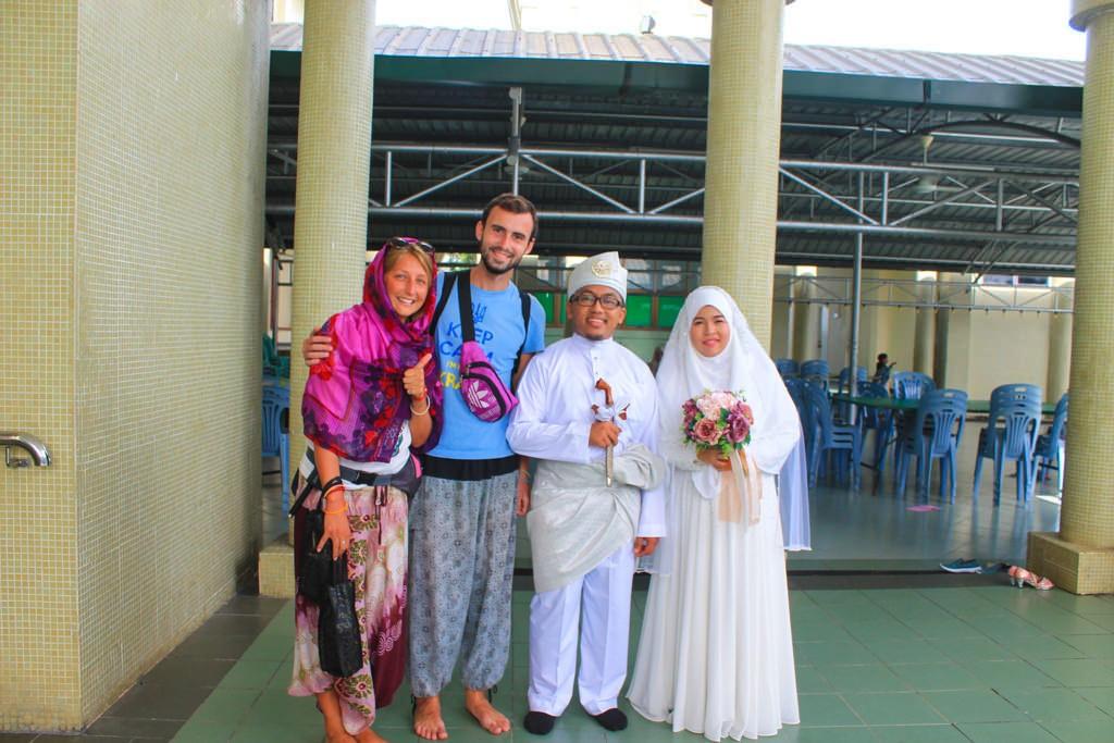 свадьба Бруней