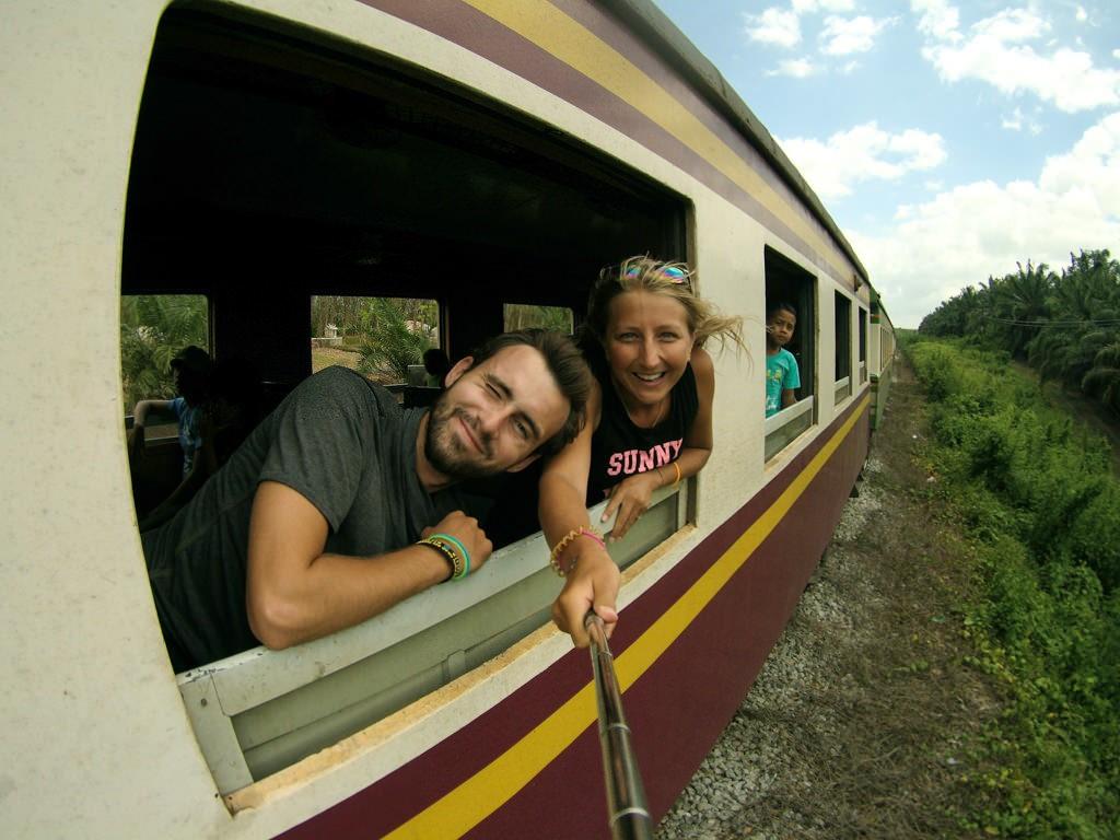 поезд в Хатъяй