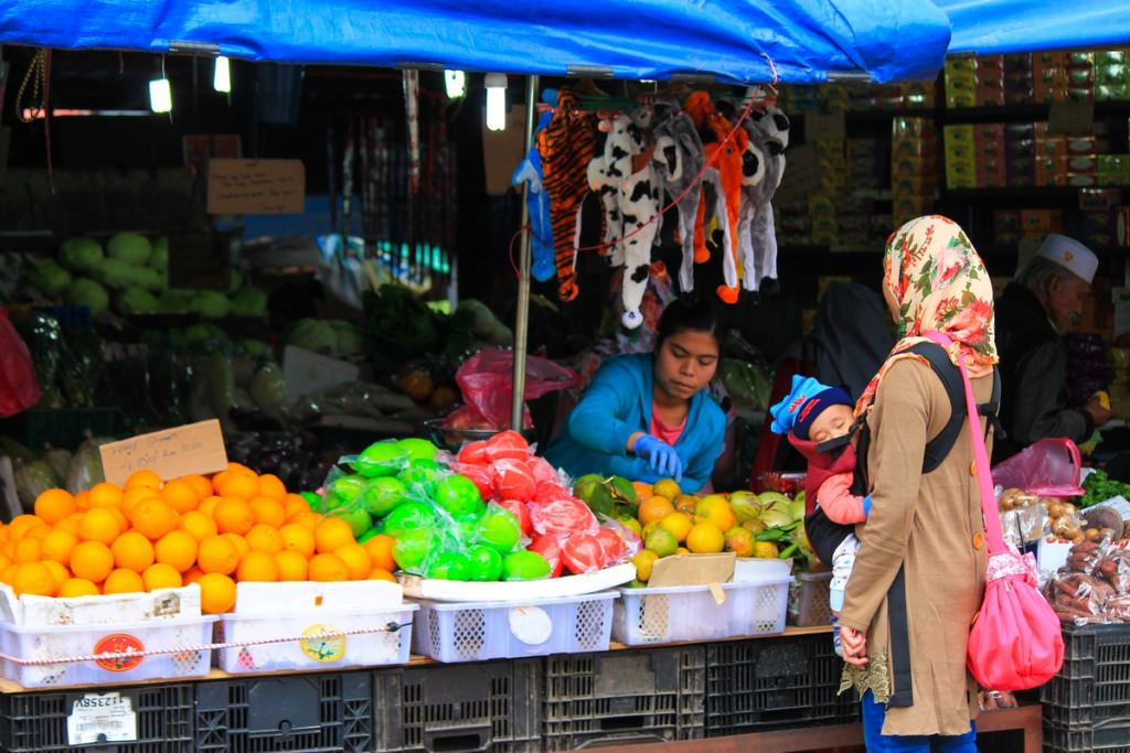 фрукты малайзии
