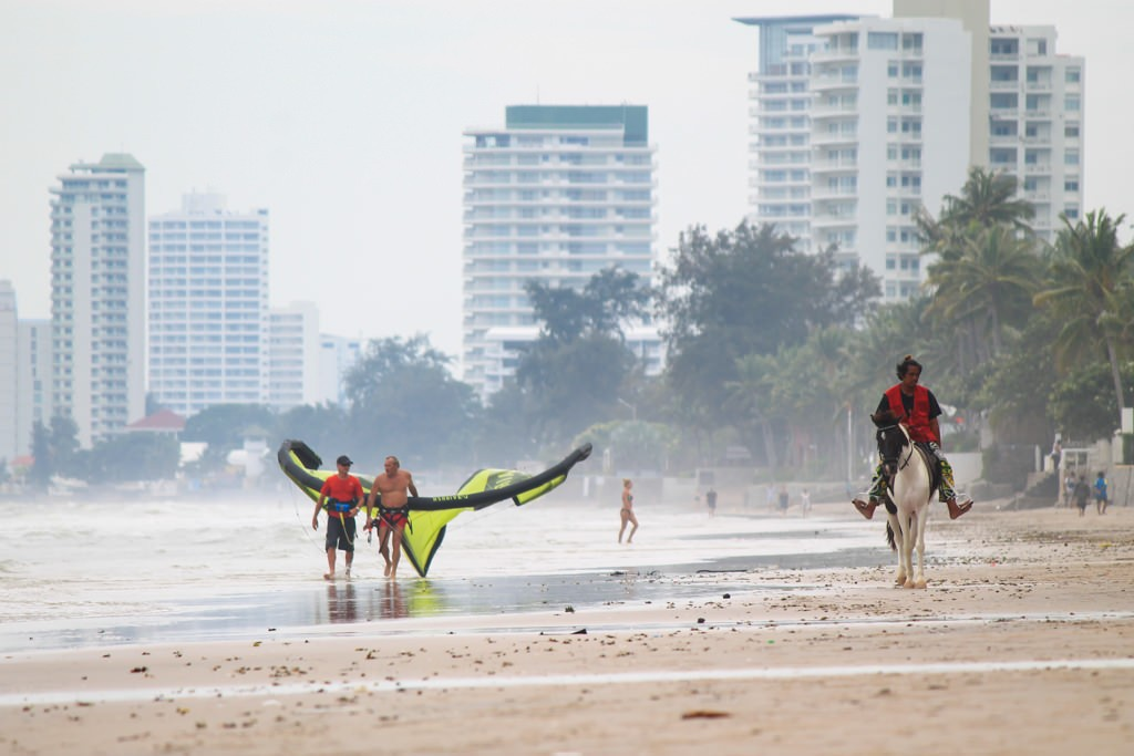 пляжи Хуа Хин