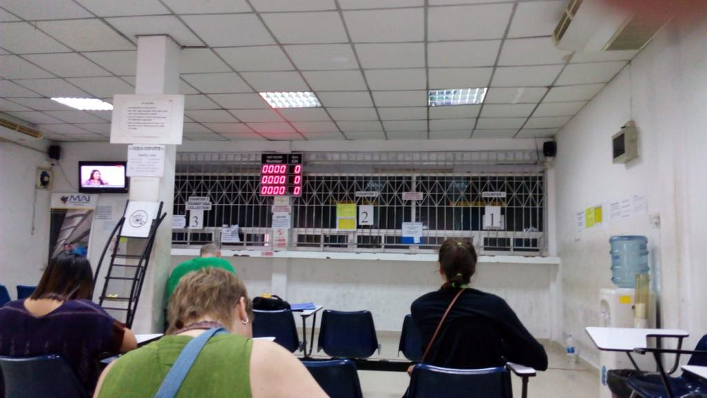 подача на визу Мьянмы