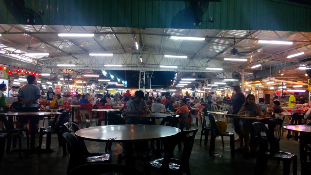 food court Malaysia
