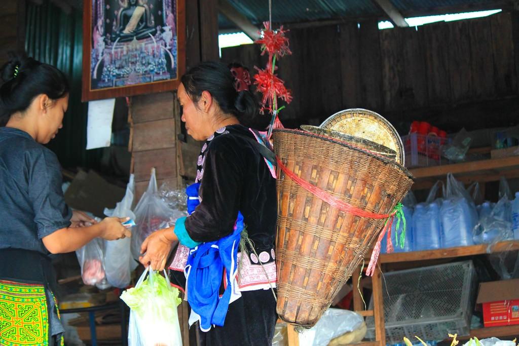 племена в Таиланде