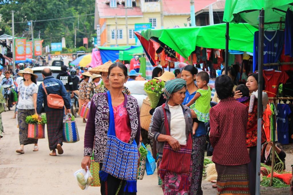 в Мьянму самостоятельно