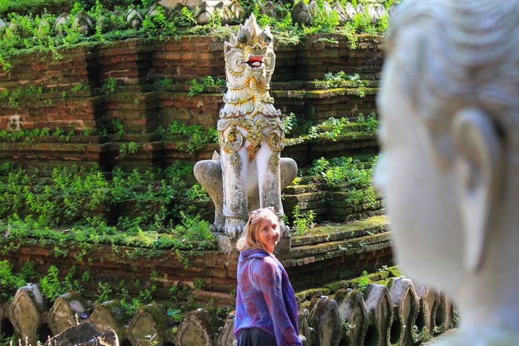 храм Чианг Май