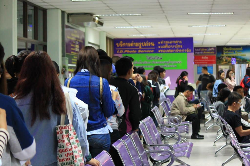 получаем права в Таиланде