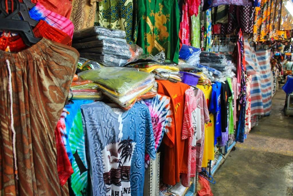 одежда в Азии
