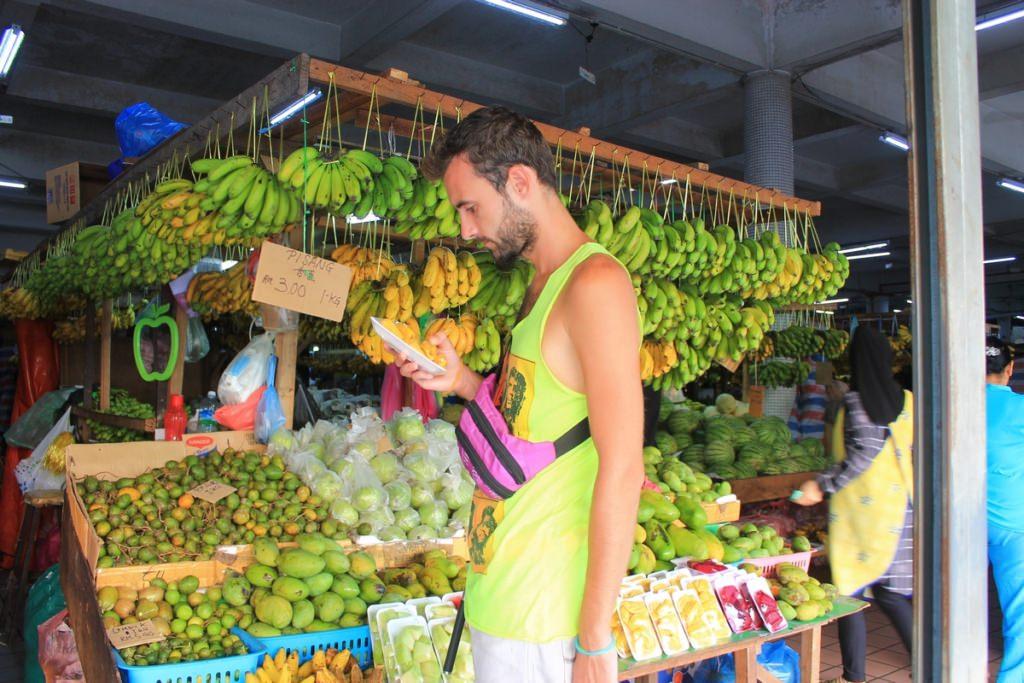 фрукты в малайзии