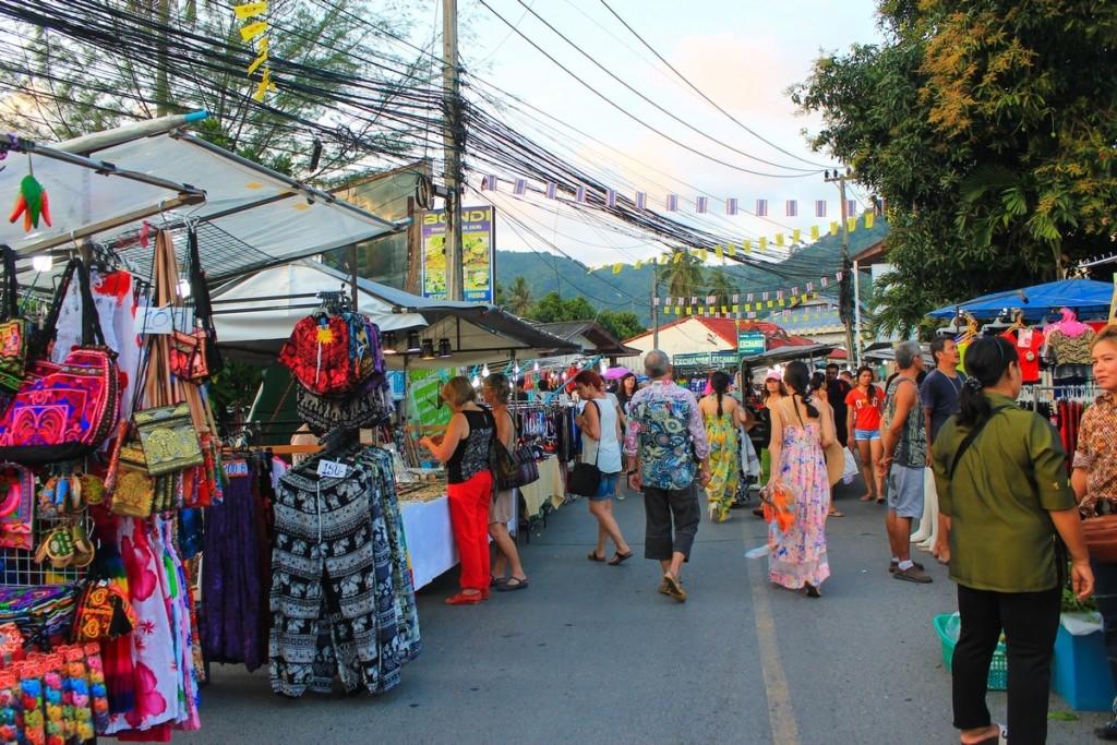 Ночные ярмарки в Таиланде