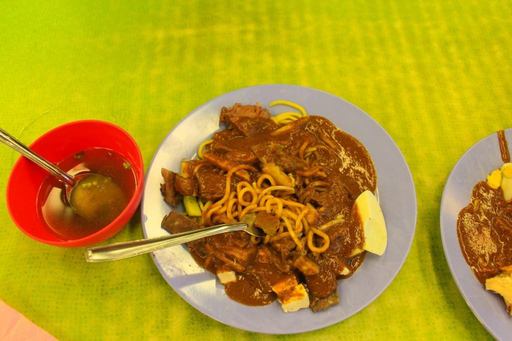 еда Малайзии