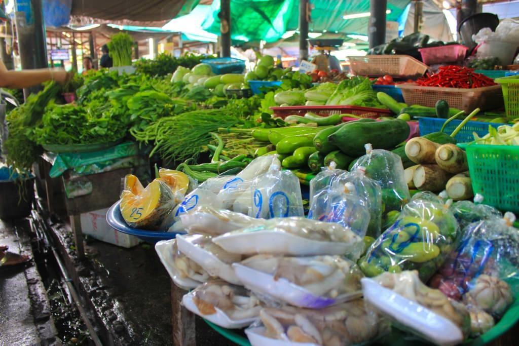 овощи таиланда