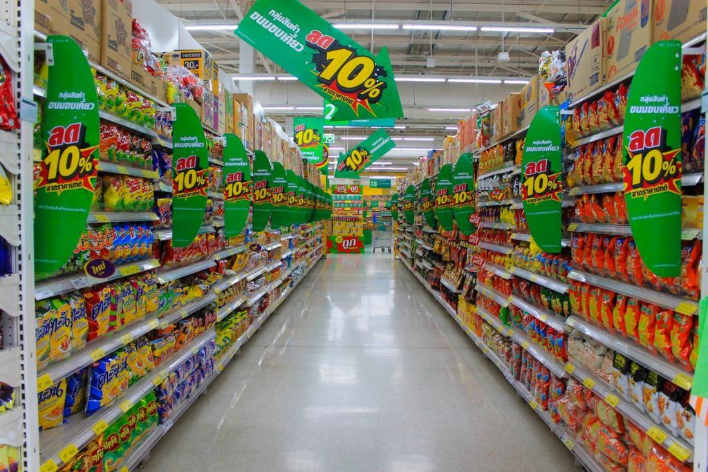 супермаркет таиланда