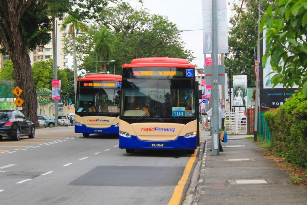 транспорт Малайзии