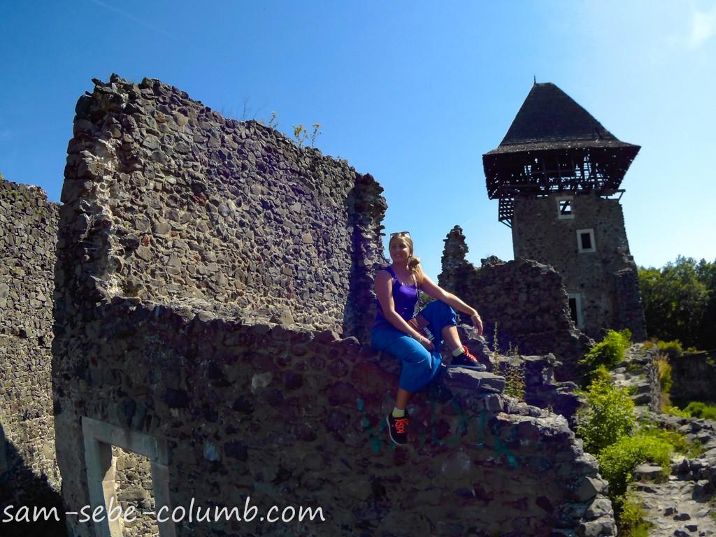 Невицкий замок в Ужгороде