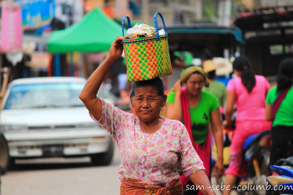 колорит Мьянмы