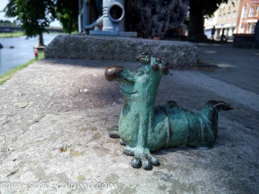 мини-скульптуры в Ужгороде
