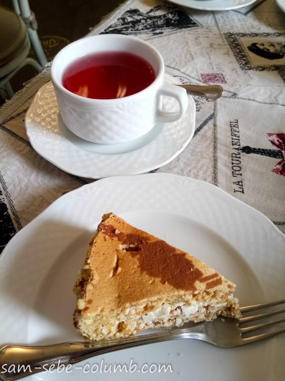 Ужгородский торт