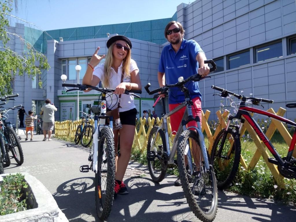 веломарафон, велосипеды
