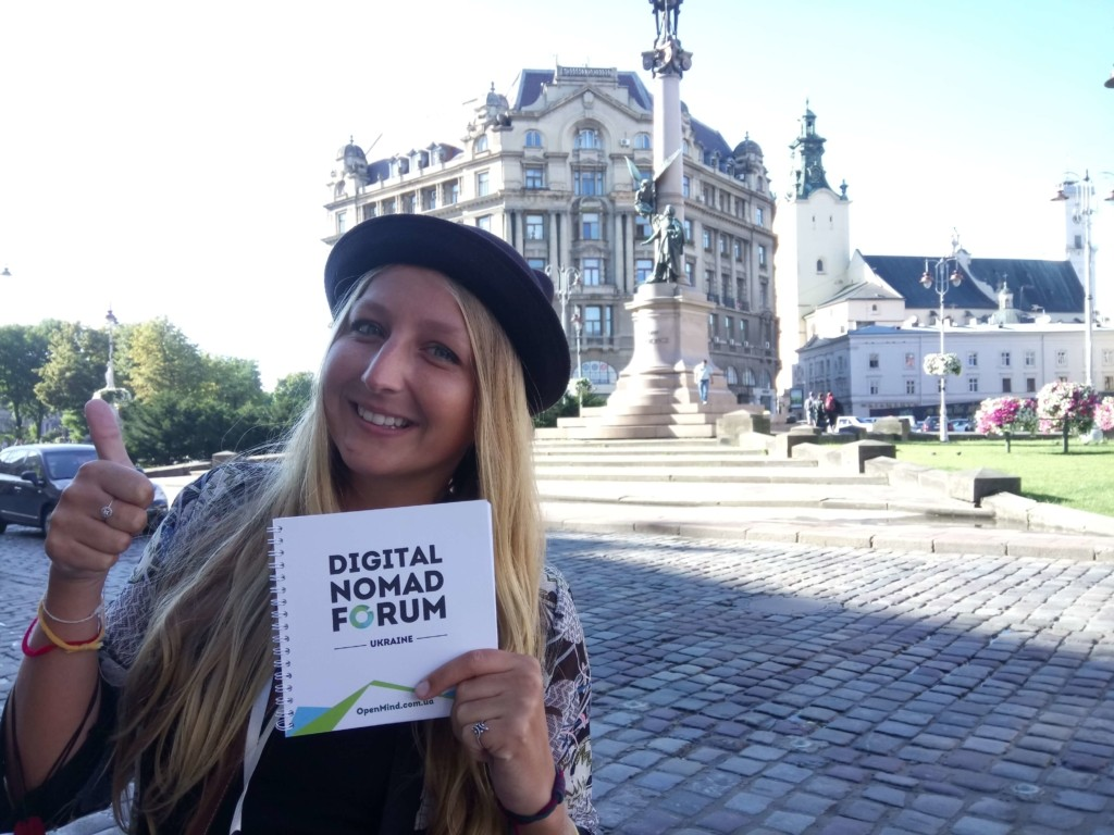 Digital Nomad Forum в Львове
