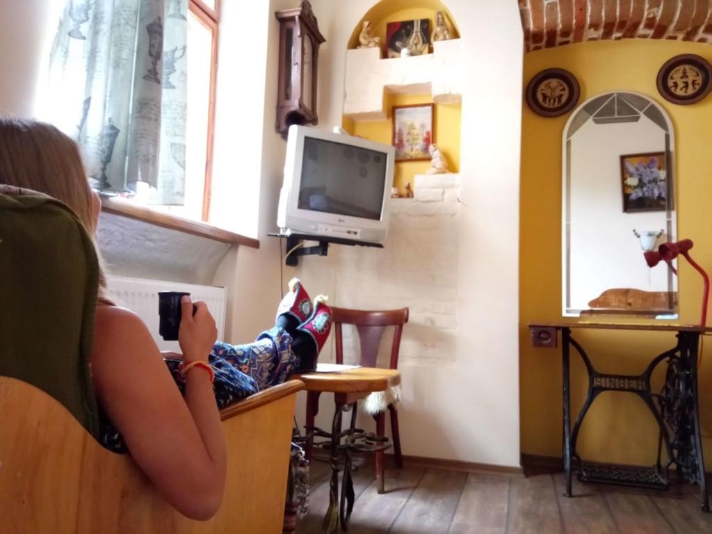 уютная квартира во Львове