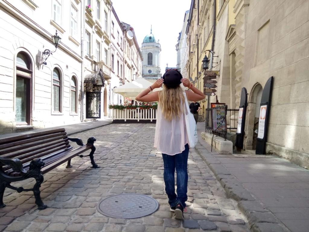 улочки старого Львова