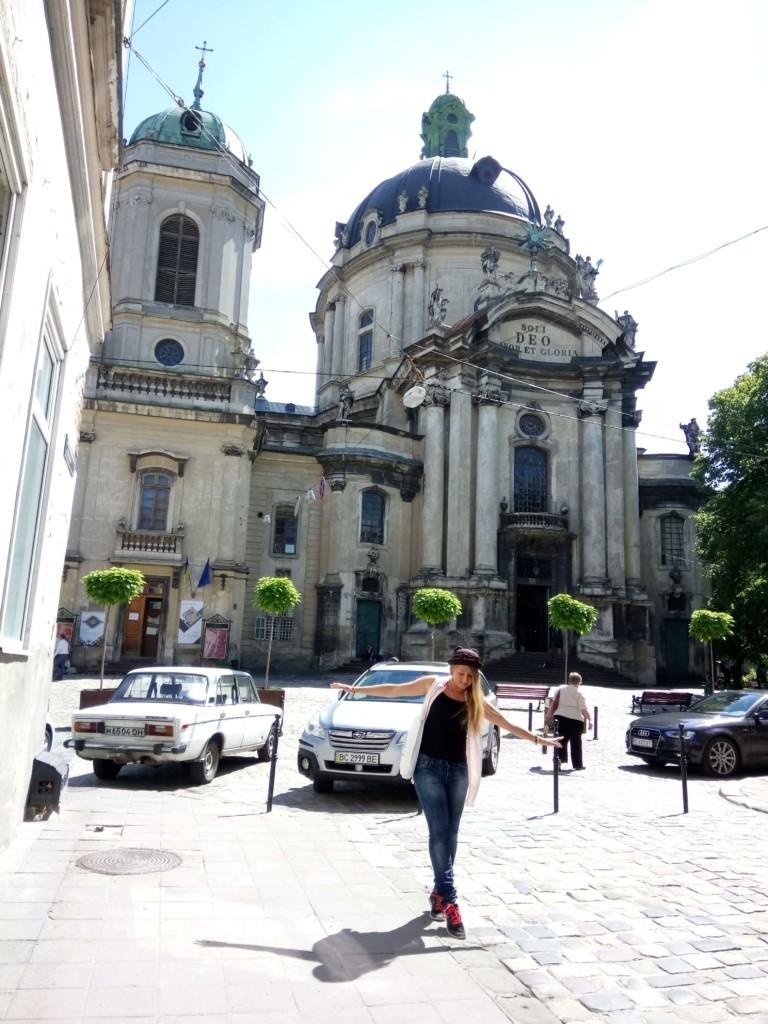 центральные улицы Львова
