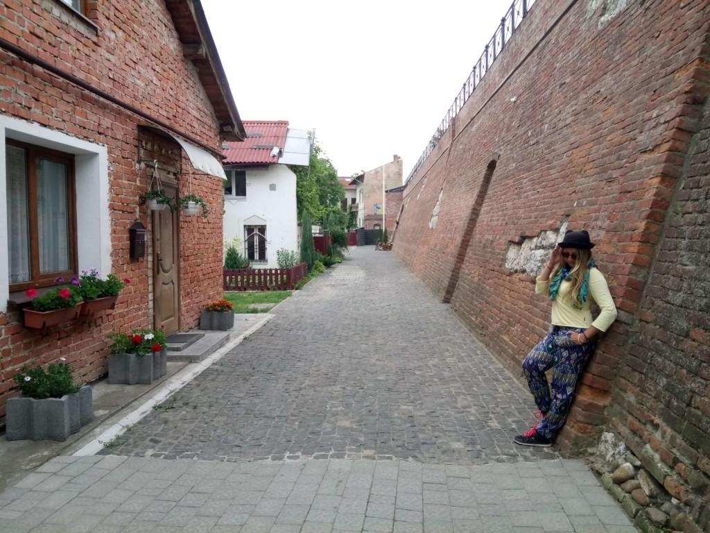 улицы старого города Ивано-Франковск