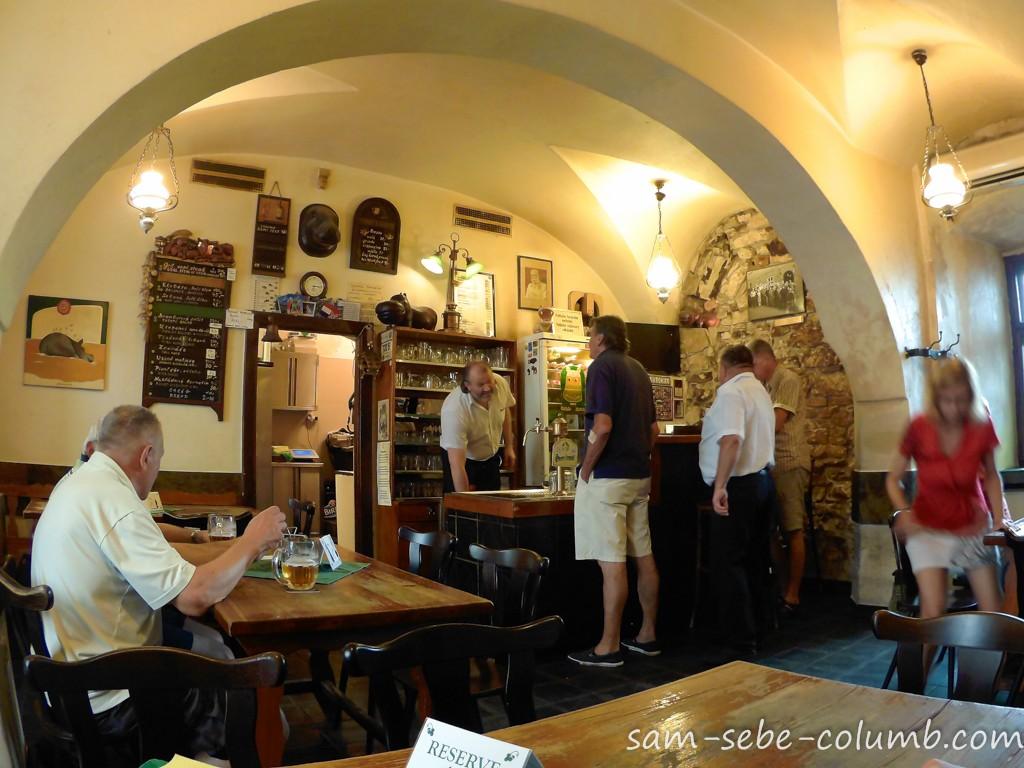пивница в Праге