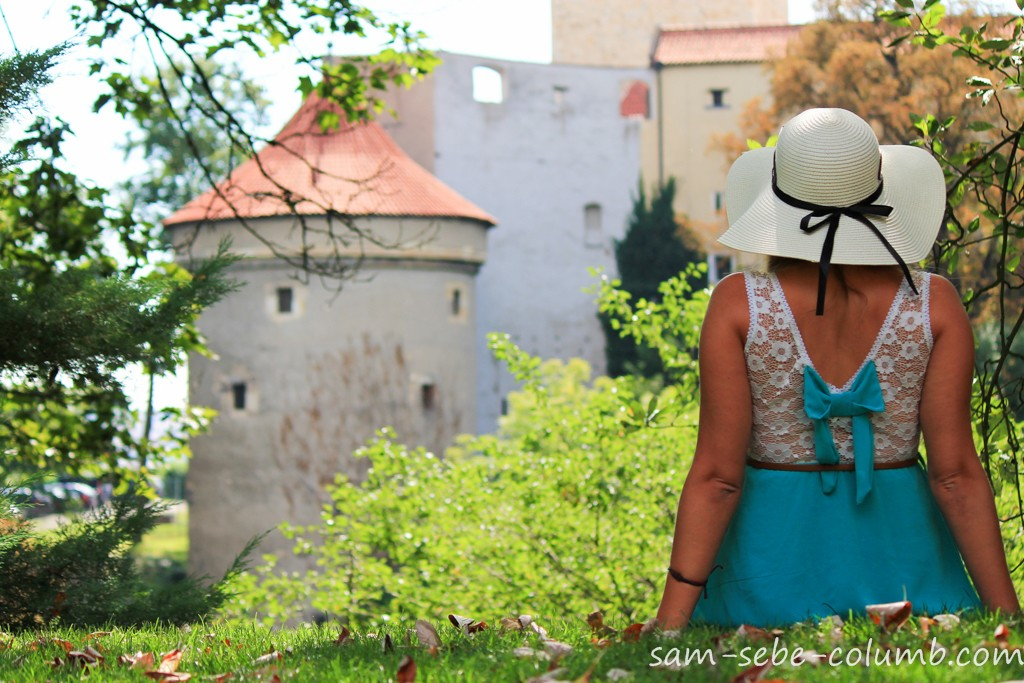 королевские сады в Праге