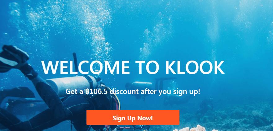 приложение Klook