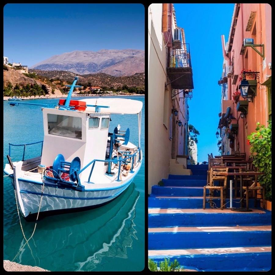 тур на остров Крит