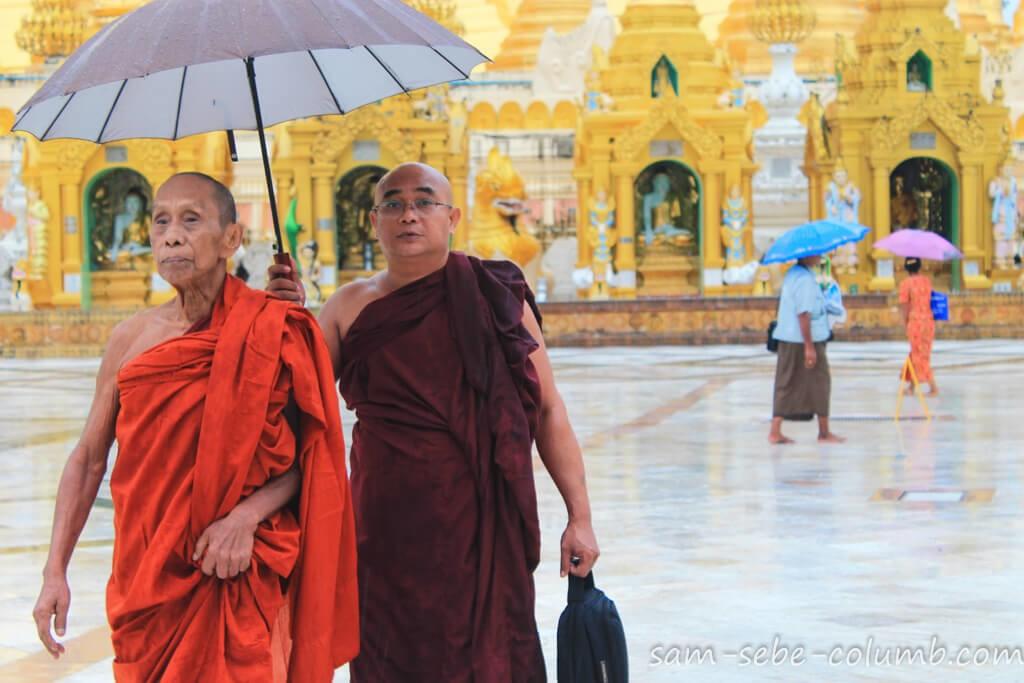 когда ехать в Мьянму
