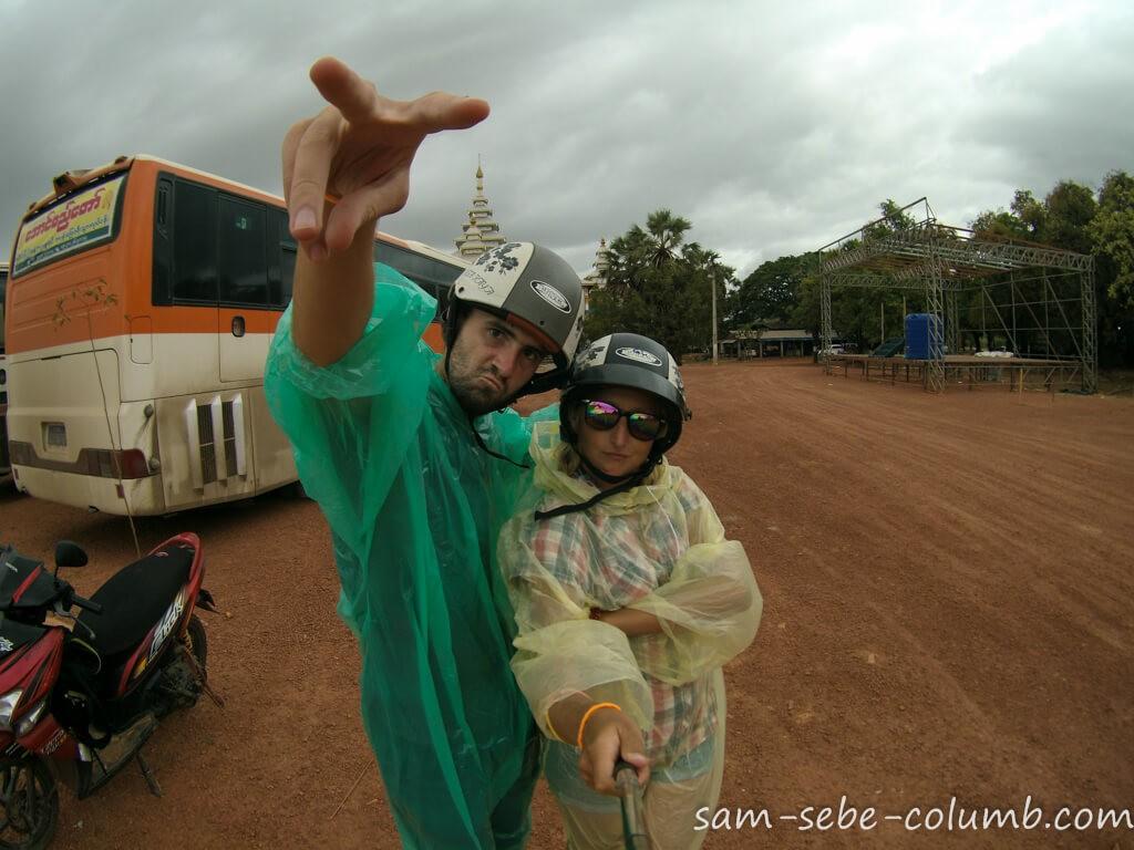 сезон дождей в Мьянме