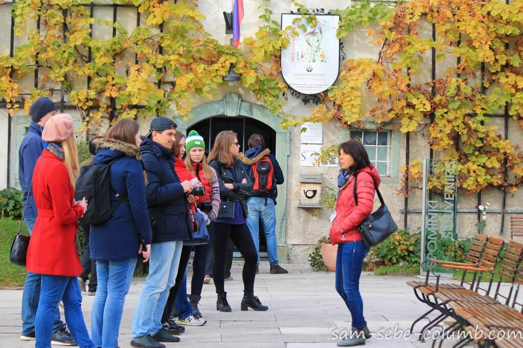 блог-тур в Словению
