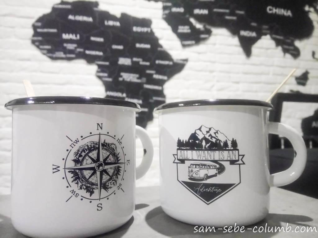 кафе для путешественников