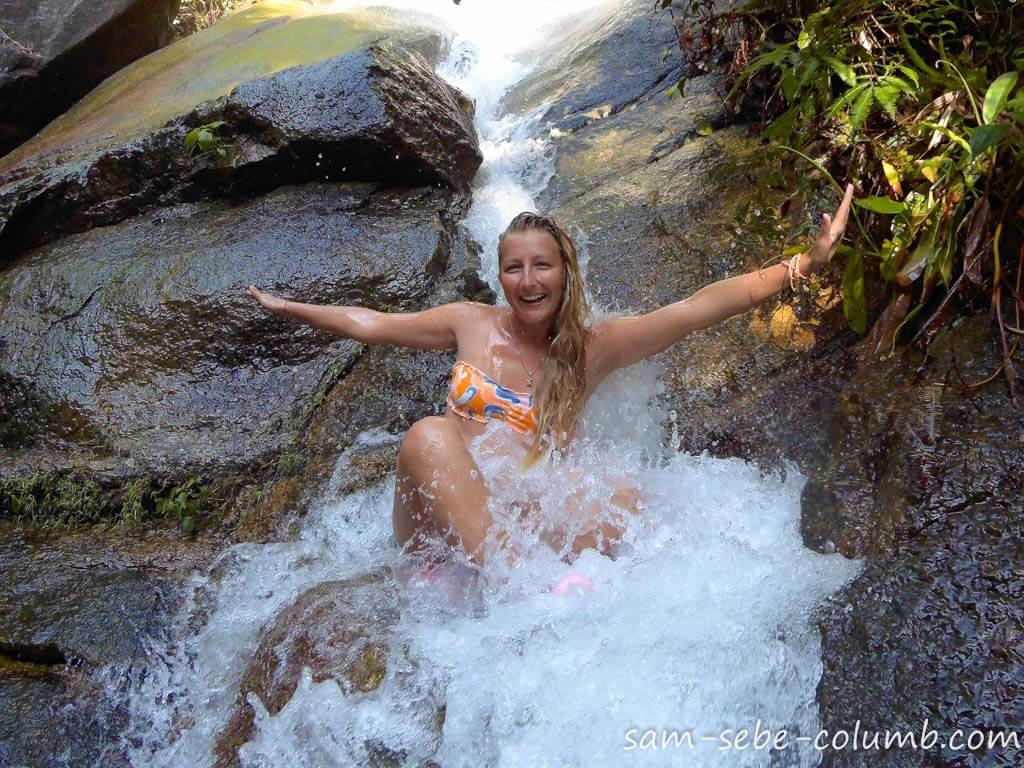 водопады Пенанга