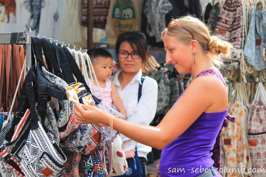 шоппинг Бангкок