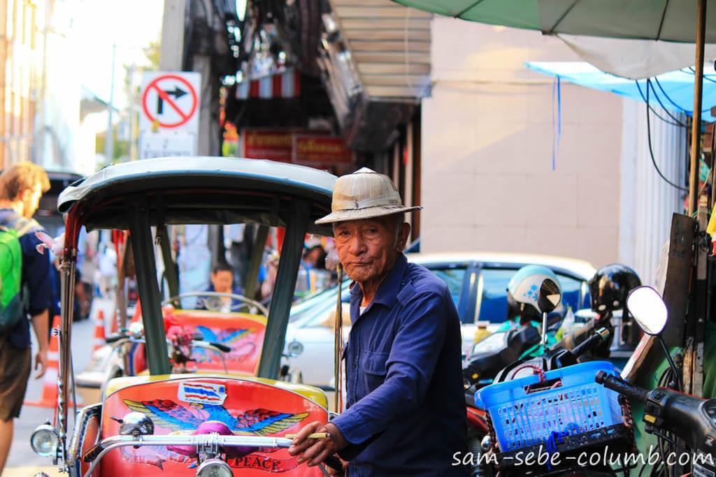 улицы Таиланда