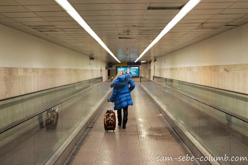 ручная кладь и багаж