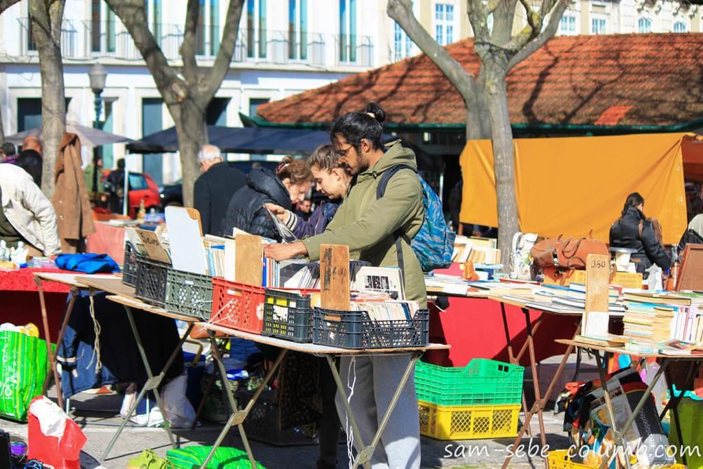 лиссабон рынок воров