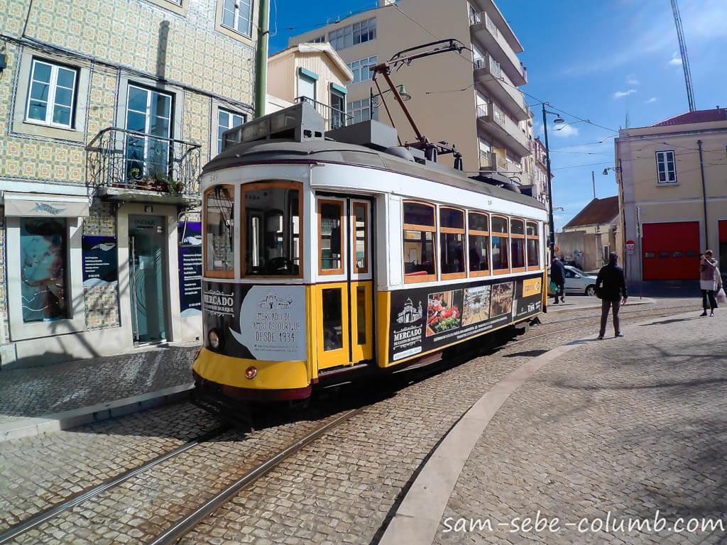 лиссабон блошиный рынок
