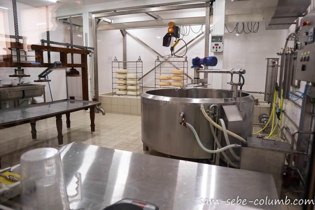 изготовление сыров