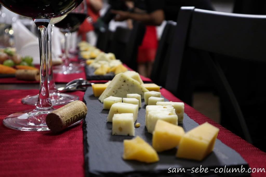 дегустация сыра